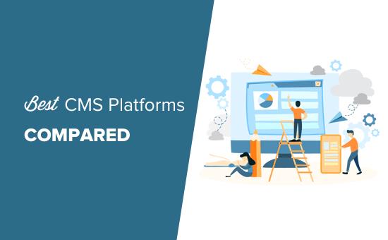 Best CMS platforms compared