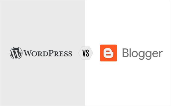 Perbandingan WordPress vs Blogger - pro dan kontra masing-masing