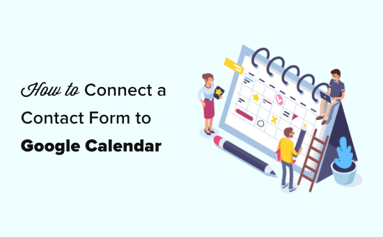 Adding Google Calendar events from a WordPress contact form