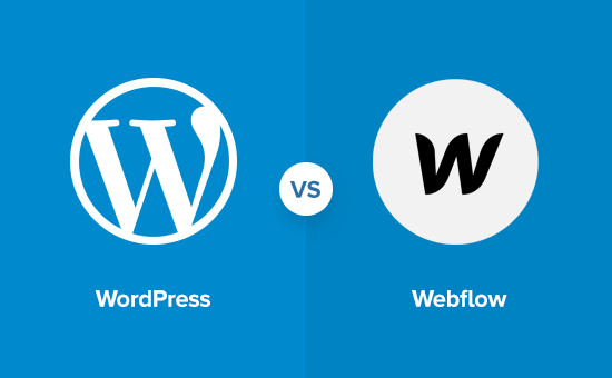 Perbandingan WordPress vs Webflow