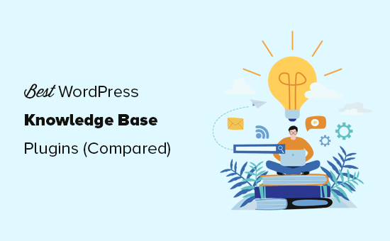 Comparing the best WordPress knowledge base plugins