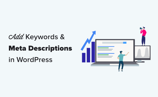 Menambahkan kata kunci meta dan deskripsi meta di WordPress
