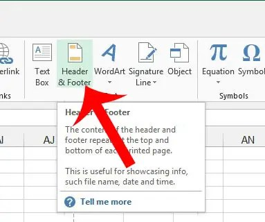 How to Delete a Header in Excel 2013 - Solve Your Tech