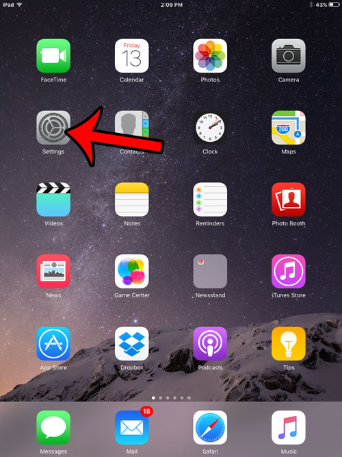 How To Change An Apps Badge Icon Setting On An IPad Solve Your Tech