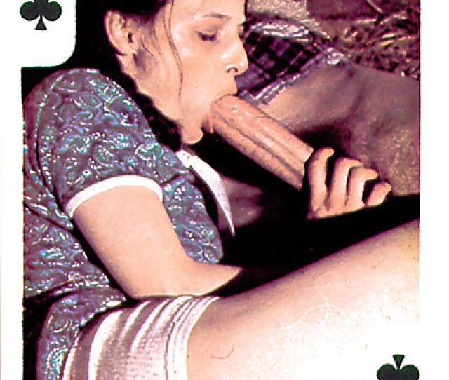 Vintage Pron Cards Deck 2
