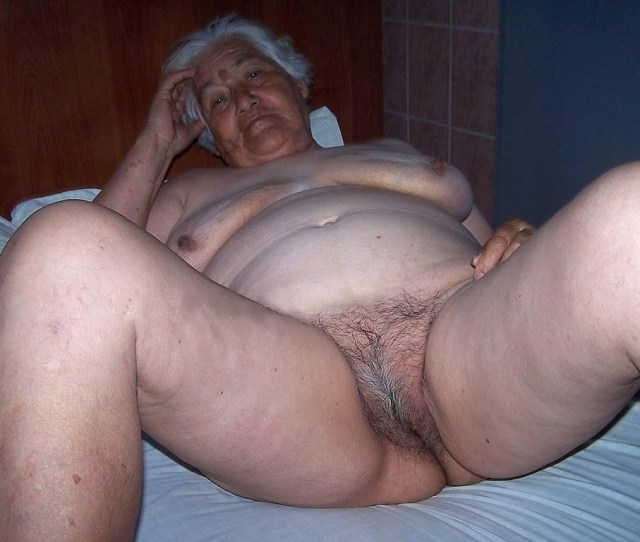 Naked Old Women