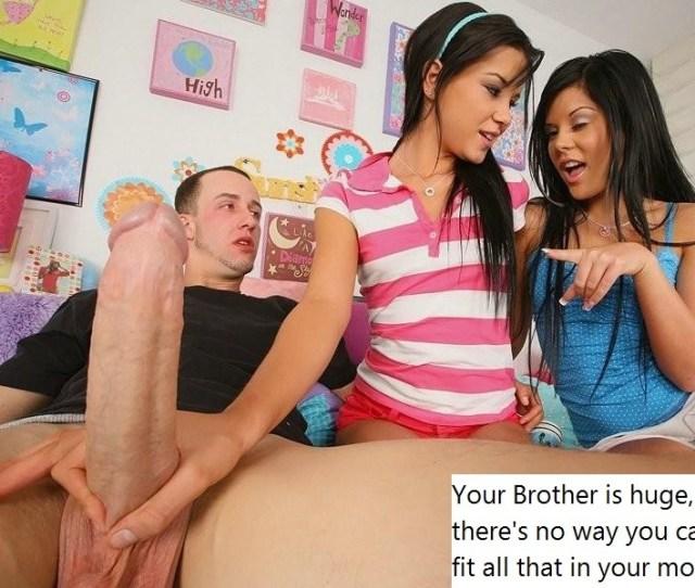 Brother Sister Handjob Caps