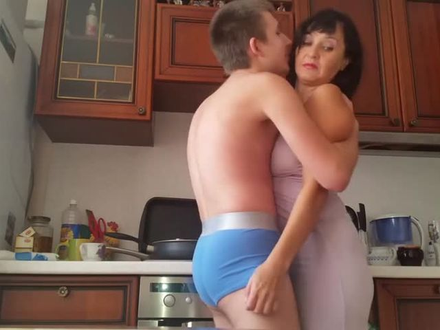 Horny Son And Mom