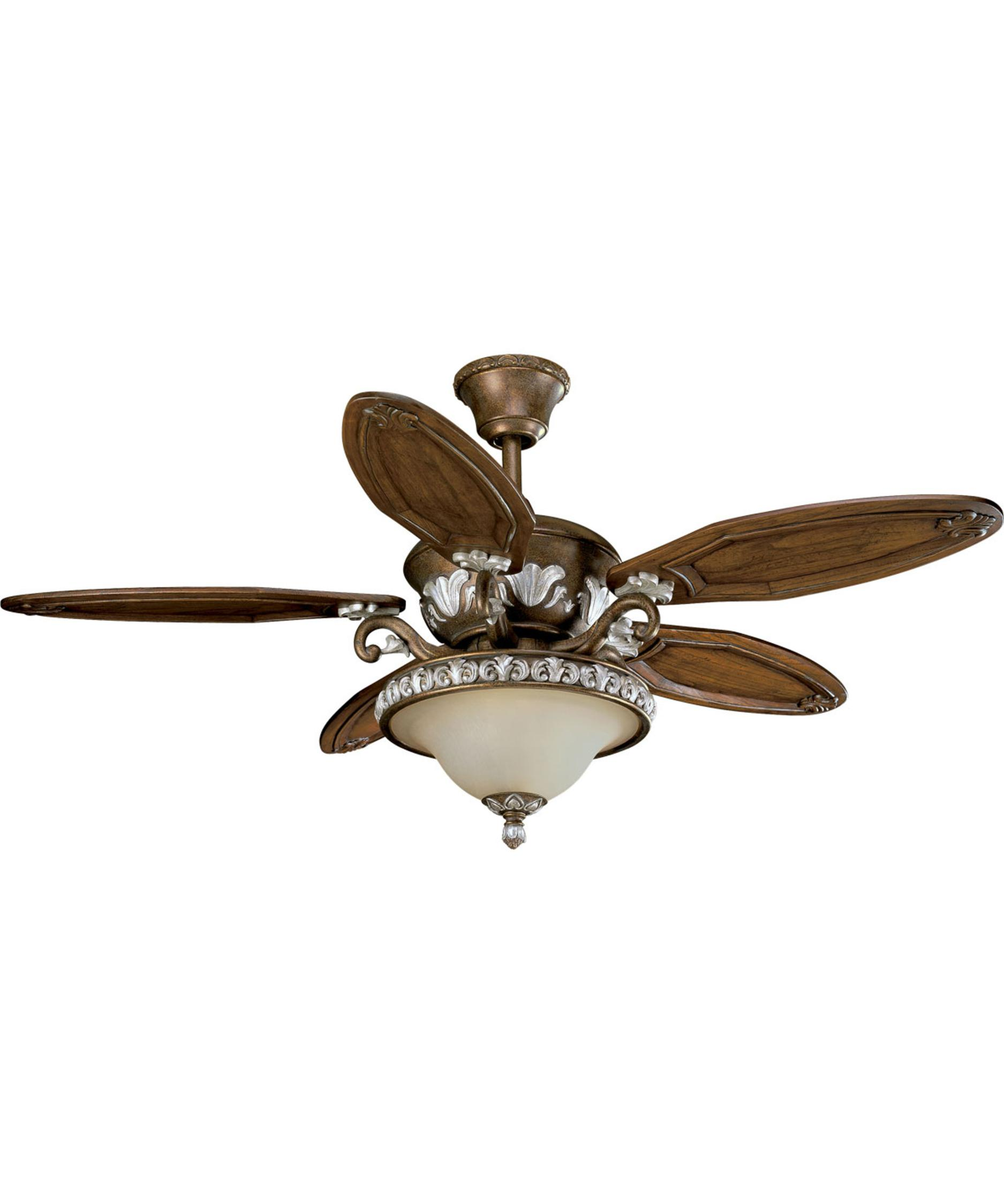 hight resolution of thomasville lighting p2505 carmel 54 inch 5 blade ceiling fan rh 1800lighting com ceiling fans with lights wiring diagram ceiling fan with remote wiring