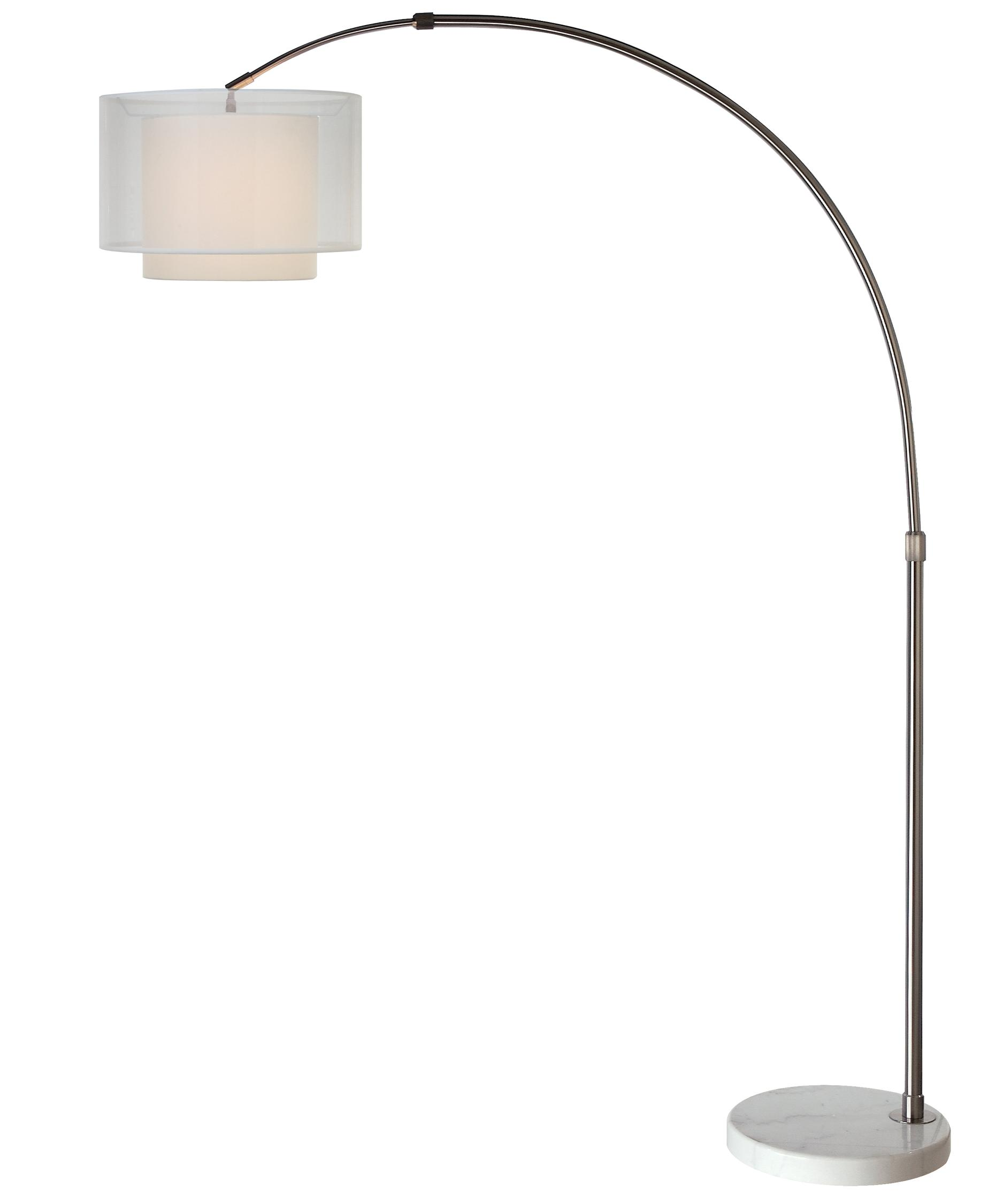 Trend Lighting BFA8400 Brella 69 Inch High Arc Lamp