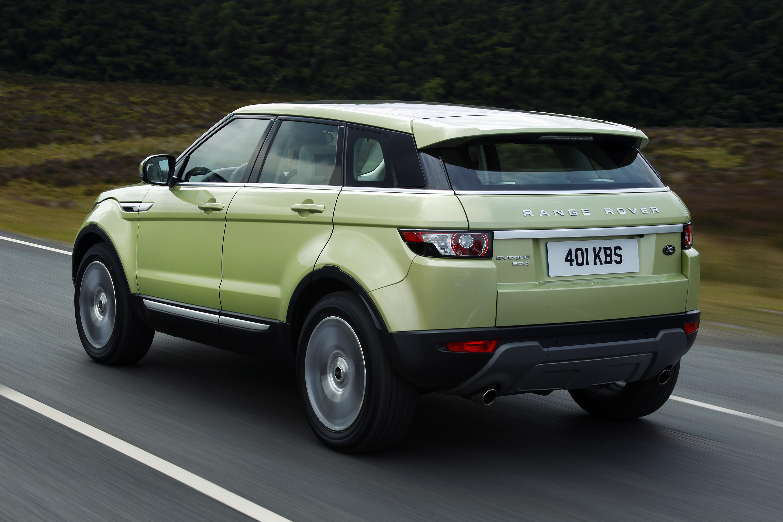 3DTuning of Range Rover Evoque 5 door SUV 2012 3DTuning