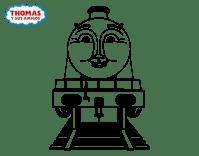 Disegno di Gordon de Il Trenino Thomas da Colorare ...