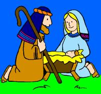 Disegno Adorano Ges Bambino colorato da Utente non ...