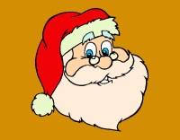 Disegni di Cappelli di Natale da Colorare - Acolore.com