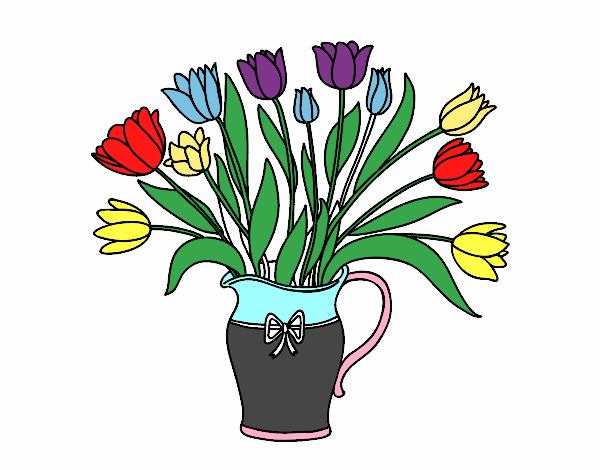 vaso di tulipani  28 images  vaso di tulipani sintetici da 36 cm fiori e piante consegna tulipani in vaso di vetro composizione tulipani vaso