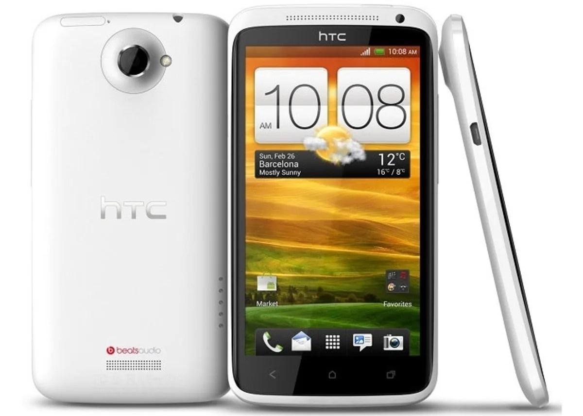 Aspecto físico del HTC One X