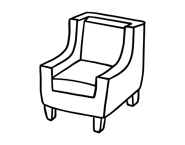 Chair In Spanish