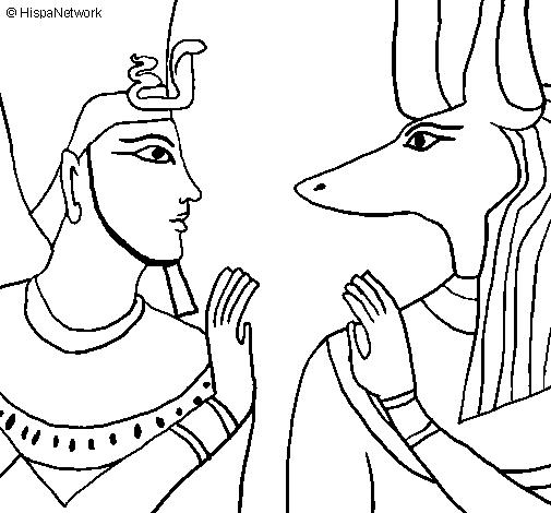 Anubis Desenho
