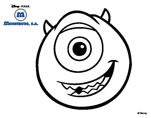 Desenhos Para Colorir Monstros E Companhia