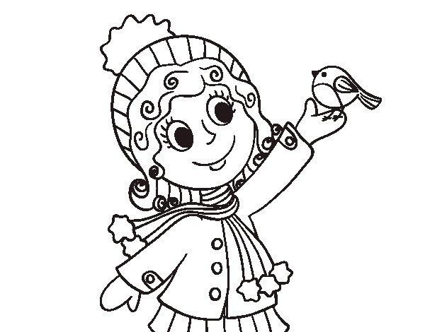 Coloriage Avec Pinceau Enfant