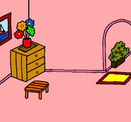 Dibujo de Casa por dentro pintado por Fres en Dibujos net el día 26 03 11 a las 22:28:26 Imprime pinta o colorea tus propios dibujos!