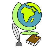 Dibujo de Bola del mundo pintado por Hity en Dibujos.net