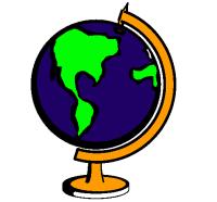 Dibujo de Bola del mundo II pintado por Mundo en Dibujos