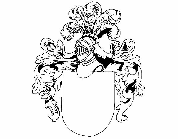 Leyenda De San Jorge Para Colorear