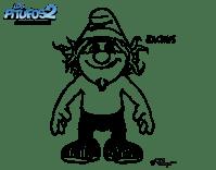 Dibujo de Hackus para Colorear - Dibujos.net