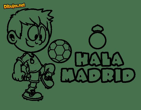 Hala Madrid Definition