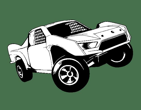 Colorear Hot Wheels Gratis