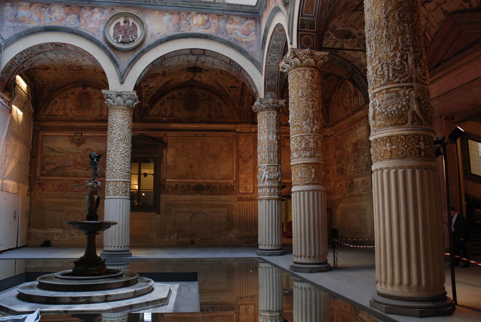 Resultat d'imatges de palazzo vecchio