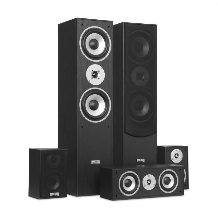 Enclosure Surround Sound Loudspeaker On Wiring Home For Surround Sound