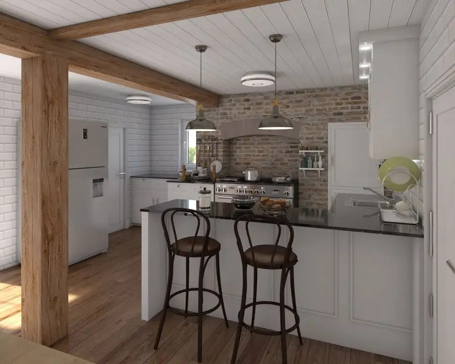 Entry #17 By Heba511 For Design My Kitchen Layout Freelancer