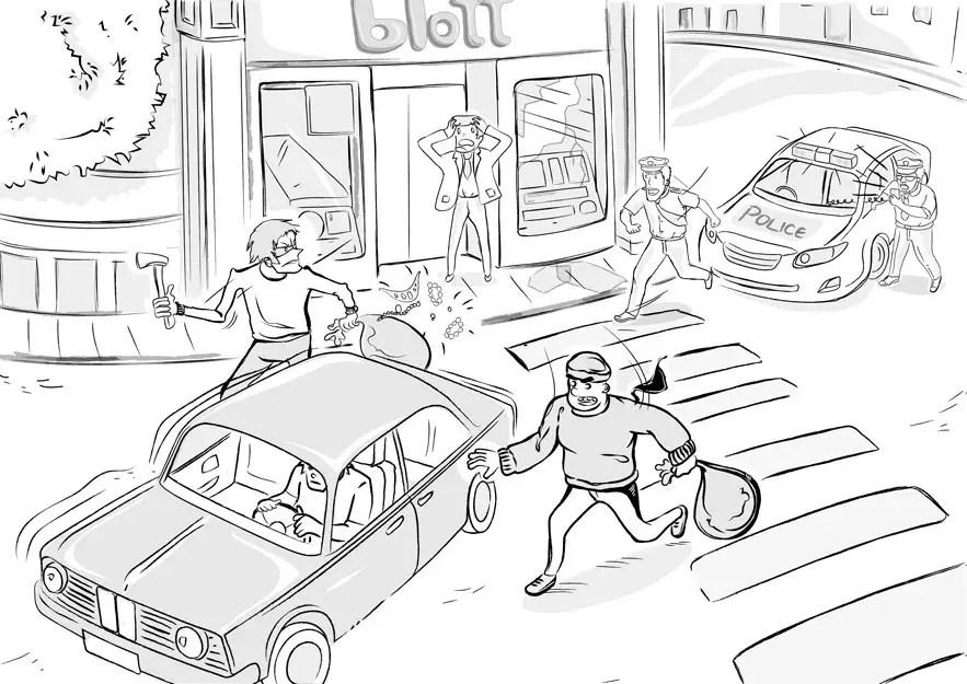 Entry #6 by HackGate for Illustration Design for children