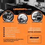 Entry 26 By Softechnos5 For Design A Flyer For Computer Repair Sales Freelancer