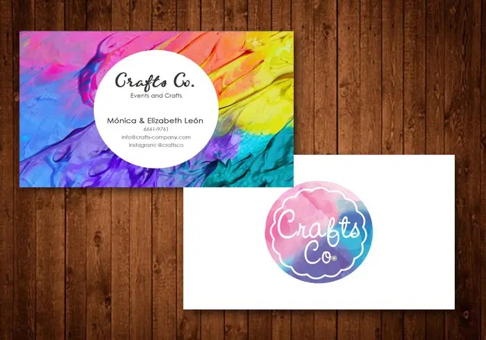 Entry 5 By Huynhnhatran For Design A Business Card Crafts Co Freelancer