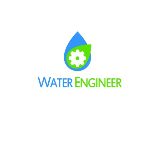 small resolution of contest entry 142 for design a logo for water engineering company