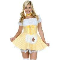 Goldilocks and the Three Bears Costume - Funtober