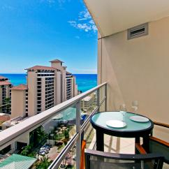 Hotels With Kitchens In Waikiki Bronze Kitchen Faucets Best Trump Tower Studio Ocean View Hawaii