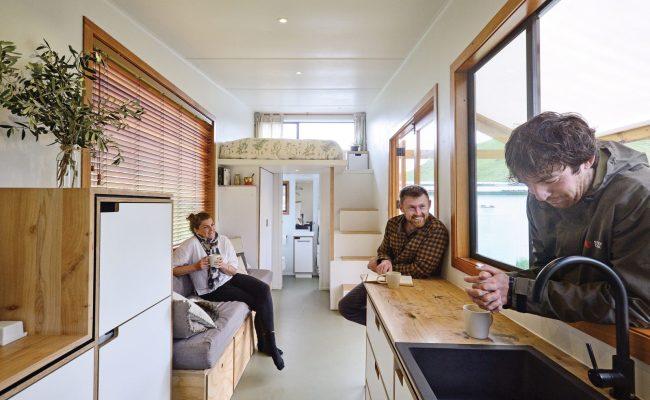 Tiny Houses New Zealand Geographic