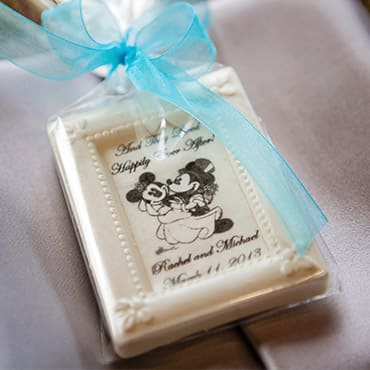 Wedding Invitations And Favors Disney S Fairy Tale Weddings