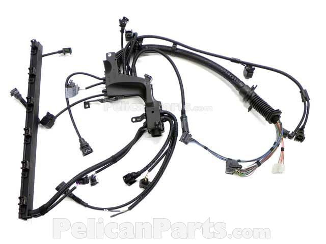 Engine Wiring Harness for Engine Module Genuine BMW/MINI