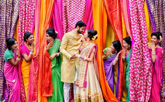 Indian Wedding Couple Dress Up Games
