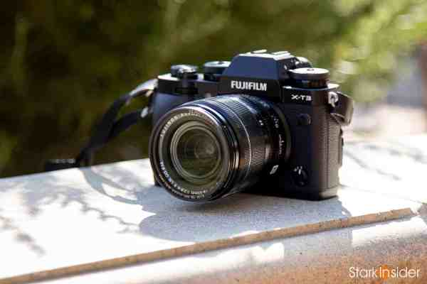 Camera Fujifilm X-t3 Awarded Gold 88 Stark Insider