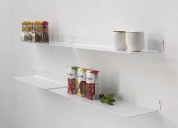 Mensole Acciaio Per Cucina | Mensole Per Cucina Elegant Cucina ...