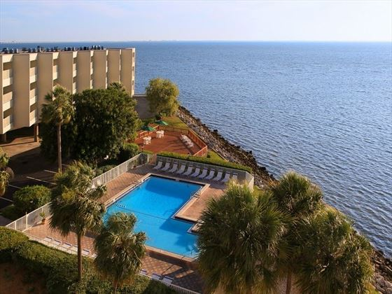 Sailport Waterfront Suites Tampa North Gulf Coast  American Sky