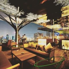 The Living Room With Sky Bar Glamorous Furniture Top 10 Rooftop Bars In Bangkok Thailand Travel Inspiration Octave Lounge Marriott Hotel Sukhumvit Where Right Up On 45th Floor Of Road