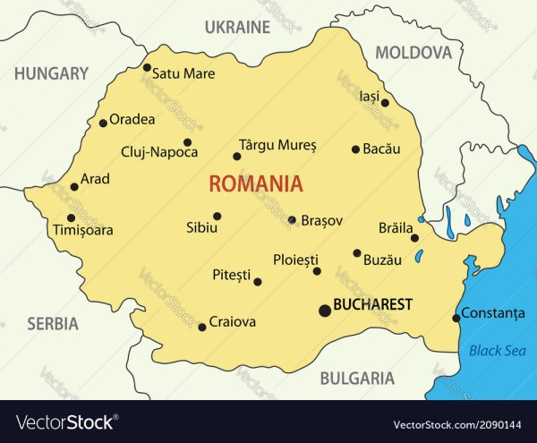 20+ Bucharest Romania Map Of Where In The World Is Romania Pictures ...