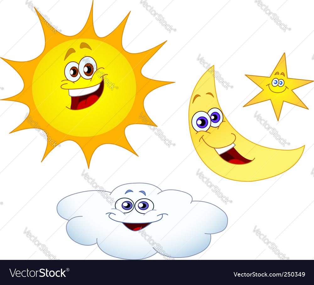 sun moon star and